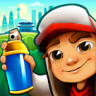 地铁跑酷(Subway Surfers)