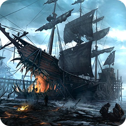 海盗战斗时代的船只 — Ships of Battle Age of Pirates
