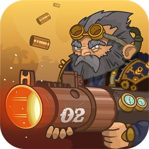 蒸汽朋克防御 — Steampunk Defense