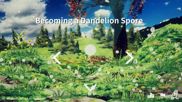 蒲公英之旅 - Becoming a Dandelion Spore截图1