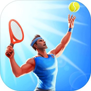 网球传奇:3D 运动 - Tennis Clash: 3D Free Games