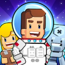 太空工厂大亨 - Rocket Star Idle Space Factory Tycoon Game