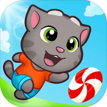 汤姆猫快跑 - Talking Tom Candy Run